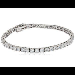 Jewelry - Sterling Silver Tennis Bracelet